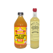BRAGG Apple Cider Vinegar 473 Ml + Madu Putih Sumbawa 640 Ml