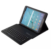 Samsung Galaxy Tab S2 9.7inch T810 T815 Bluetooth Keyboard 2 in 1 Removable Wireless Optical Ultra Thin Leather Case