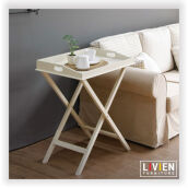 Meja Baki / Standing Tray Table - LIVIEN FURNITURE