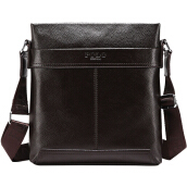Wei's Selection Luxury and High Quality leather Shoulder Bag Briefcase fdk1618