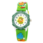 LINKGRAPHIX Kids KTS10 Army (Diameter 27mm) - [Size SS]