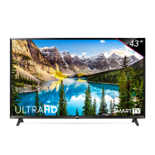 [DISC] LG LED TV 43UJ632T 43 Inch UHD Smart TV - Hitam