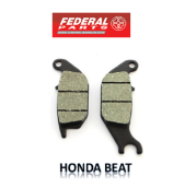 FEDERAL PARTS KAMPAS REM / PAD SET- HONDA BEAT (FP-06455-KVY-2700)
