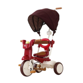 IIMO Foldable Tricycle #02 SS - Eternity Red