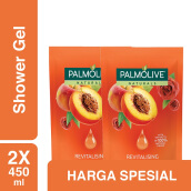 PALMOLIVE Shower Revitalising 2pcs x 450ml