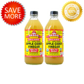 Bragg Apple Cider Vinegar 473 ml Pack Of 2
