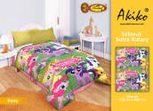 Selimut Akiko Sutra Rotary 150x200 My Little Pony - Multicolour Multicolor