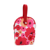 Okiedog 70027 Tandem Flower Power Bottle Holder - Red