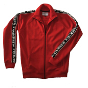 W.ESSENTIELS Florent Tracksuit Red