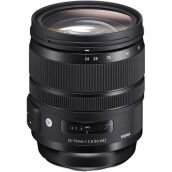 Sigma 24-70mm f/2.8 DG OS HSM Art Lens for Canon EF Black