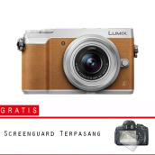 Panasonic Lumix DMC-GX85K Kit 12-32mm Lens Brown