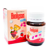 BIOLYSIN Kids Strawberry - 30 Tablet