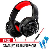 JVC HA-MR55X Xtreme Xplosive DJ Headphone