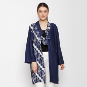Modalogie ESTHER Blue Navy Blue All Size