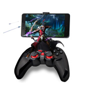 Vinmori Bluetooth Game Pad Wireless Controller Bluetooth For Android/ios/PC Black