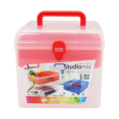ARNISS Multi Purpose Box MP-0735T - Red