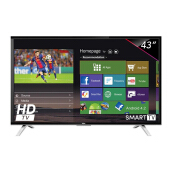 TCL Smart LED TV 43 Inch FHD Digital - L43P2UD