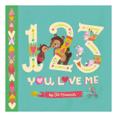 123 You Love Me Book