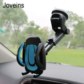 Joveins Universal Bracket Flexible Long Car Styling Phone Mount Car Support Phone for iPhone 7 8 X Windshield Car Phone Holder