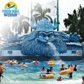 Tiket Masuk The Wave Pondok Indah Waterpark - Weekdays