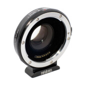 Metabones Canon EF to Blackmagic Pocket Cinema T Speed Booster Black