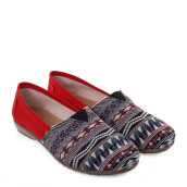 ANYOLORICH Ladies Flat Shoes B 69 - Red