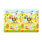 Parklon PVC Happy Birthday Soft Mat - Multicolor [Size M]