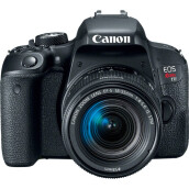 Canon EOS 800D EF-S 18-55mm WiFi Black