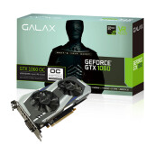 GALAX nVidia Geforce GTX 1060 OC (OVERCLOCK) 6GB DDR5 - Dual Fan
