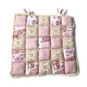 Vintage Story Shabby Chairpad 40x40cm - LightPink