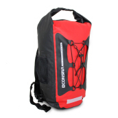 CONSINA Waterproof Backpack - Red [One Size]