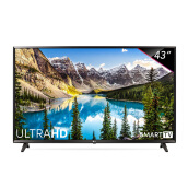[DISC] LG LED TV 43UJ652T 43 Inch UHD Smart TV - Hitam