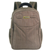 PRESIDENT Backpack  06552 - Coffee