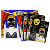 Sexylook Black Mask Set 16sheets