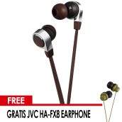 JVC HA-FX45S ESNSY Earphone
