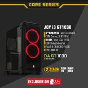 DIGITAL ALLIANCE JOY i3 Evo GT1030 PC - No HDD