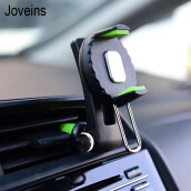 Joveins Car Air Vent Mount Vehicle Phone Holder Cradle for iPhoneX 8 7 6s Plus Samsung Galaxy S8 S7 GPS Devices Car Phone Holder
