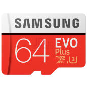 OAC Samsung Memory Card EVO Plus U3 - 64GB 64G