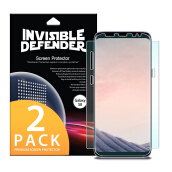 RINGKE Invisible Defender Full Screen Protector for Galaxy S8