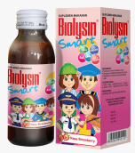 BIOLYSIN Smart 100 ml - Strawberry