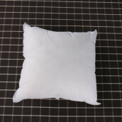 BESSKY Standard Pillow Cushion Core Pillow interior Home Decor White_ White
