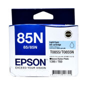 EPSON 85N Ink Cartridge - Light Cyan