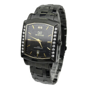MIRAGE Watch Men 7442M All Black - Black