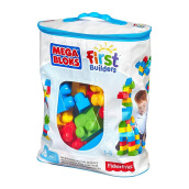 MEGABLOKS Big Building Bag Classic ( 60 Pcs) DCH55