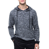 Fashionmall Fashion men's knitted  hoodie comfortable texture