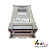 VINDER RAIN PROOF POWER SUPPLY 12V DC 10A