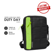 UNEED DUTY DAY Tas Selempang Pria Water Resistant UB201 - Green