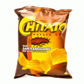 CHITATO Snack Beef Barbeque 168 gr