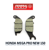 FEDERAL PARTS KAMPAS REM / PAD SET - HONDA MEGA PRO NEW 150 (FP-06435-KSP-2700)