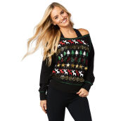 Zumba Ugly Christmas Sweater